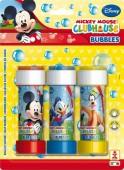 3 Bolas de Sabão Mickey 60 ml.
