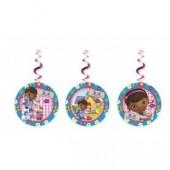 3  Espirais Decorativas Doutora Brinquedos