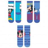 3 Meias Mickey Disney