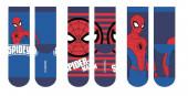 3 Meias Spiderman Marvel