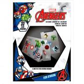 33 Autocolantes Avengers em vinil