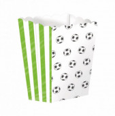 4 Caixas Pipocas Futebol