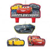 4 Velas Cars