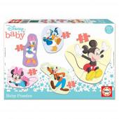 5 Baby Puzzles Mickey e Amigos Disney