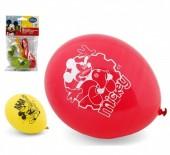 5 Balões látex Mickey