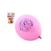 5 Balões Latex Princesas