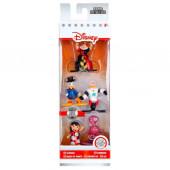 5 Figuras Nano Metalfigs Disney 4cm