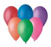 50 Balões Cores Sortidas 12