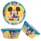 50 Cápsulas Cupcake Disney Mickey