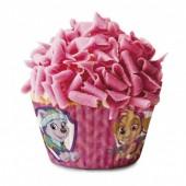 50 formas cupcake Patrulha Pata - Skye