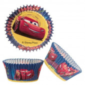50 Formas Papel Cupcake Cars