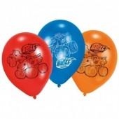 6 Balões Blaze e as Monster Machines