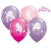 6 Balões das Princesas Disney