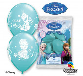 6 Balões Latex Frozen Disney