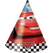 6 Chapéus Festa Disney Cars RSN