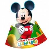 6 Chapéus festa Mickey