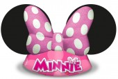 6 Chapéus Festa Minnie Mouse