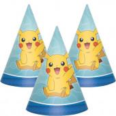 6 Chapéus Festa Pokémon