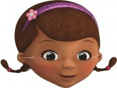 6 Máscaras Doutora Brinquedos