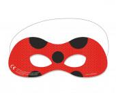 6 Máscaras Festa Ladybug