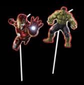 6 Palhinhas Avengers