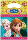 6 Sacos brinde Disney Frozen