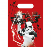6 Sacos Brinde Star Wars