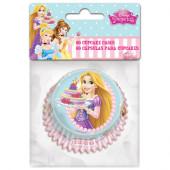 60 Cápsulas Cupcakes Princesas