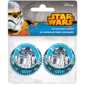 60 Mini Cápsulas Star Wars