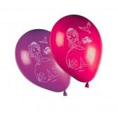 8 Balões da Princesa Sofia