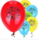 8 Balões Emoji