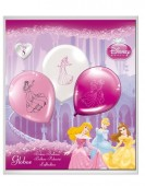 8 Balões festa Princesas Disney sortido
