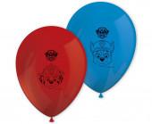 8 Balões Latex Patrulha Pata