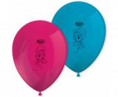 8 Balões Latex Shimmer and Shine