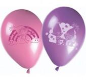 8 Balões Trolls Sortidos
