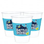 8 Copos Battle Royal