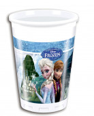 8 Copos Festa Frozen