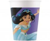 8 Copos Papel Princesas Day Dream