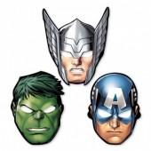 8 Máscaras Vingadores