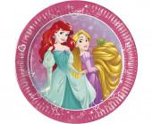 8 Pratos Princesas Day Dream 20cm