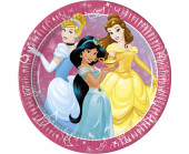 8 Pratos Princesas Day Dream 23cm