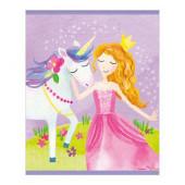 8 Sacos Brinde Magical Princess