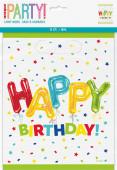 8 Sacos Festa Happy Balloon Birthday