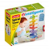 A Minha Primeira Torre Espiral 10 peças Quercetti