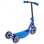 A Minha Primeira Trotinete Molto Azul 3 rodas