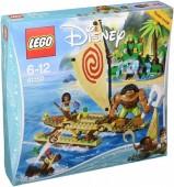 A Viagem de Vaiana pelo Oceano - Lego 41150