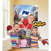 Adereços Fotos Homem-Aranha 12und