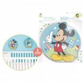 Adesivos de Espuma Mickey 3D (2 unidades)