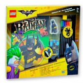 Agenda + acessórios Lego Batman