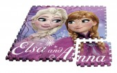 Alfombra puzle eva 90x90cm de Frozen (st12)